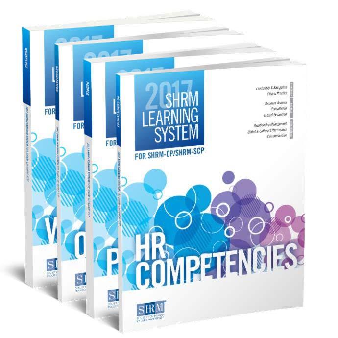 SHRM Certification & Prep